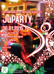 JuParty-Flyer